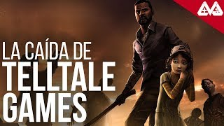 La caída de TellTale Games | ¿Por qué fracasó el estudio?