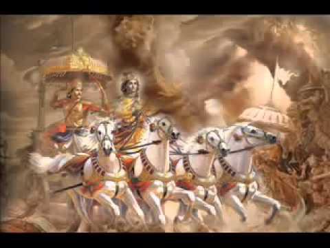 Bhagavad Gita in Hindi (श्रीमद भागवत गीता हिंदी मे।) thumbnail
