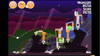 Angry Birds Surf and Turf Level 35 Walkthrough 3 Star