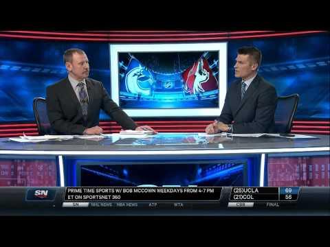 Canucks Vs Phoenix Post-Game Analysis 01/16/13 [HD]