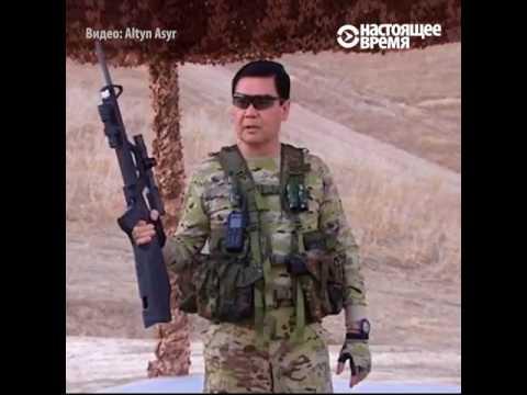 Когда президент как герой боевика