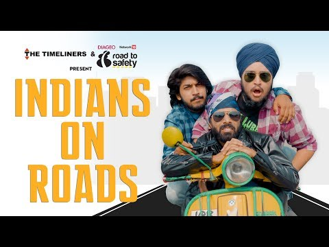 Indians On Roads | The Timeliners