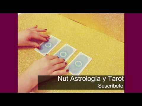 Tarot QUÉ SIENTE POR MÍ?  (Elige tu carta) /Interactivo // Nut