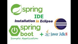 Change JDK/JRE in Eclipse IDE and Spring IDE plugin installation to create Spring Boot Project