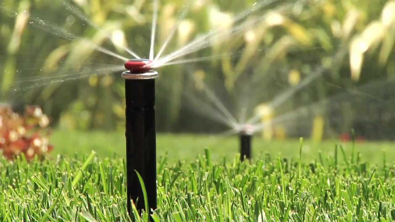 MP Rotator - Irrigazione Hunter - YouTube