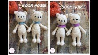 Bear Tutorial l Hướng dẫn móc GẤU bear | Boom House
