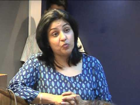 GUEST LECTURERS AT ISOMES: Aparna Kala , Sr Anchor - NEWS 24  - Part I