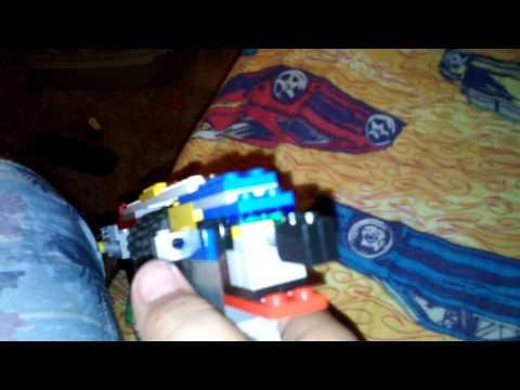 m1 irons custom lego gun