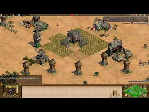 SorbeteDeFresa Vs Easilva | Arabia | LIGA TMA | Age of Empires II HD