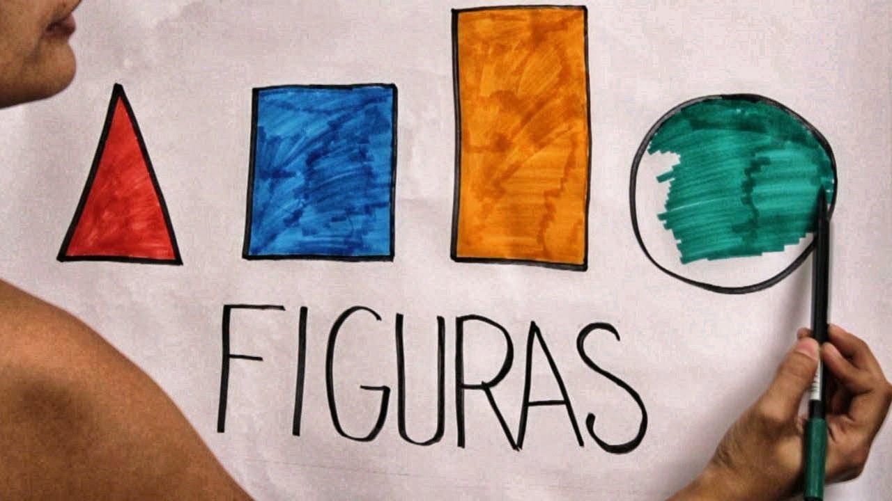 Canciones infantiles canci n de las figuras formas y for Figuras en draibol para sala