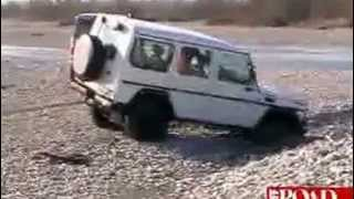 Iveco Massif - Land Rover Defender - Toyota Land Cruiser - Mercedes G - Jeep Wrangler