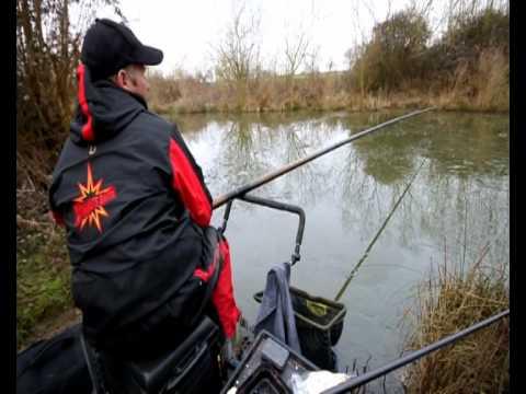 Mark pollard on bread fishing youtube for Fishing with bread