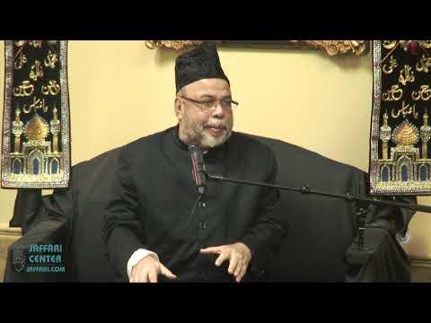 Ashra Majlis 11/13/2018 Maulana Sadiq Hasan