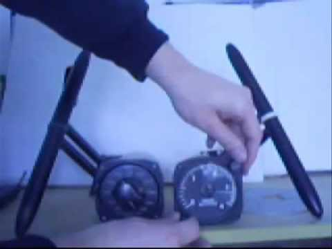 APN-1 wartime radar altimeter demonstration.
