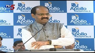 Apollo Hospitals Record Breaking Heart Surgerys In TAVR Process | Hyderabad