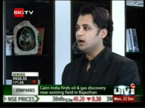 Anupam Mittal on UTV Bloomberg