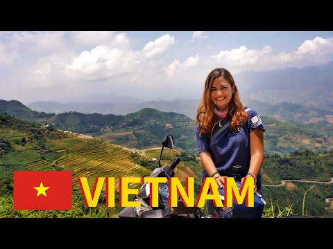 Last Day of MOTORBIKE ROAD TRIP in VIETNAM