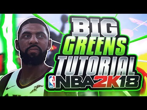 100% GREEN JUMPSHOT NBA 2K18! BEST JUMPSHOT AFTER PATCH 8 FOR EVERY ARCHETYPE! CUSTOM JUMPSHOT