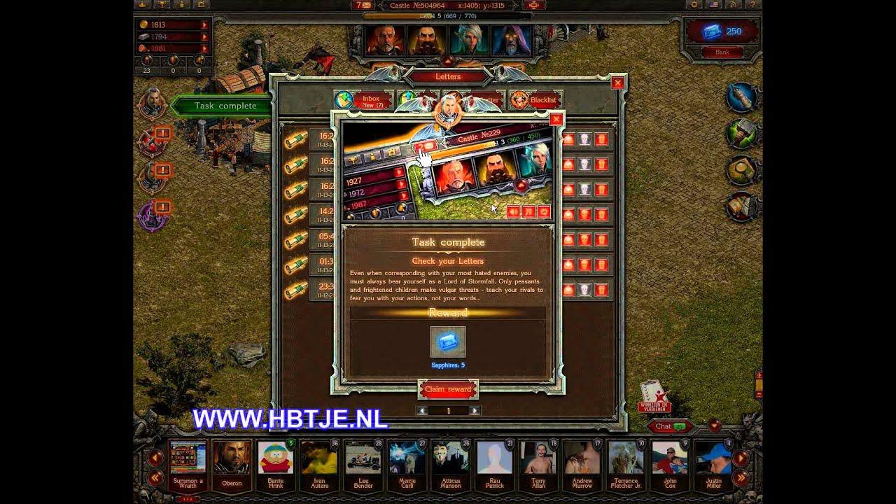 Stormfall Age Of War level 4