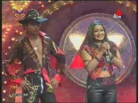 Sujeeva Jayatilake's Tv Performance With Anusha Damayanthi  2008   +94777 101030 video