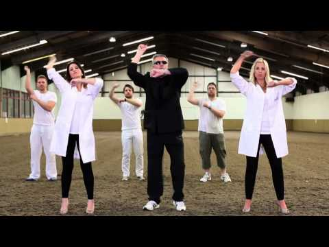 Gangnam Style Head Teacher - Penketh High School