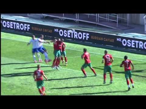 Highlights - Lokomotiv Moscow vs Norrköping