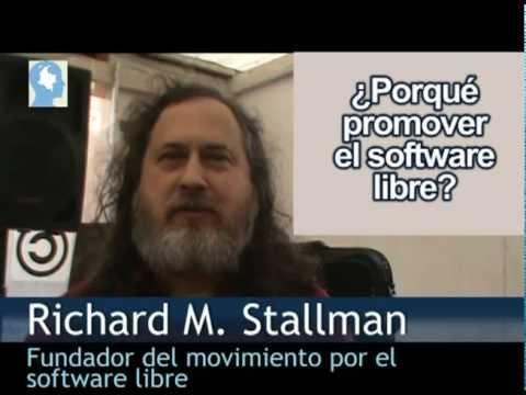 Stallman: democracia y software libre