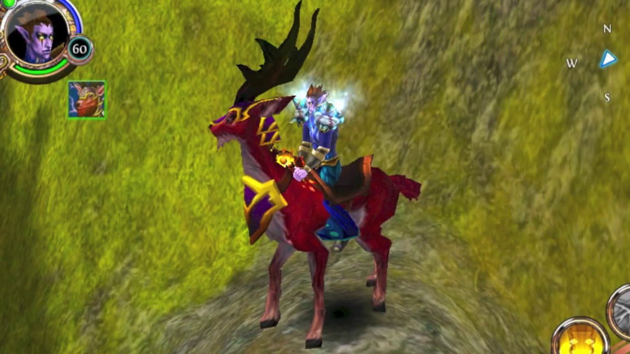 order and chaos how to get a mount