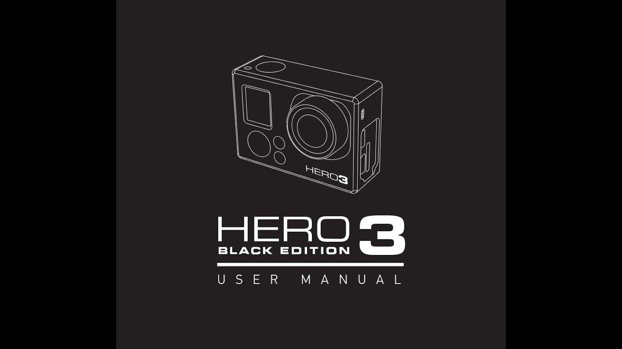 gopro hero3 user manuals download now youtube gopro hero3 black edition bedienungsanleitung deutsch download GoPro Hero3 Black Edition