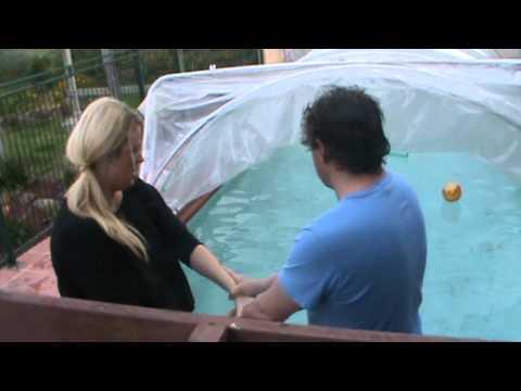 pool jump prank