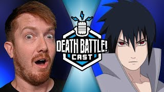Sasuke VS Hiei Sneak Peek | DEATH BATTLE Cast #145