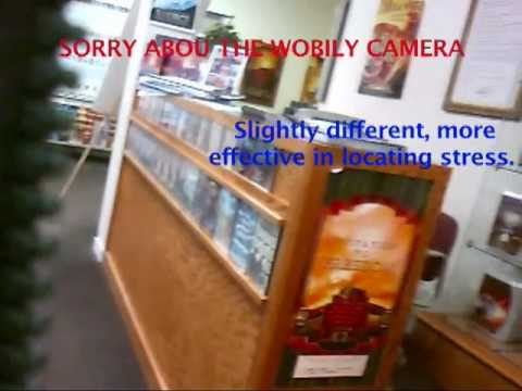 Hidden Camera Scientology Stress Test Video