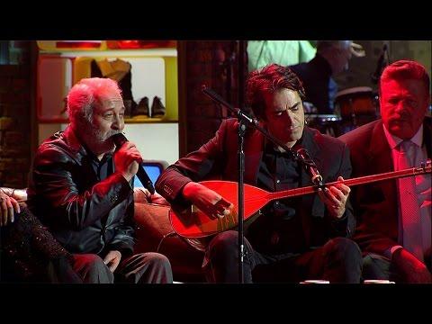 Beyaz Show - Beyaz Show - Ali Sürmeli Türkü söyledi, Mahsun Kırmızıgül sazı ile eşlik etti!