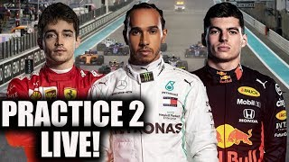 2019 Abu Dhabi Grand Prix Practice 2 Watchalong
