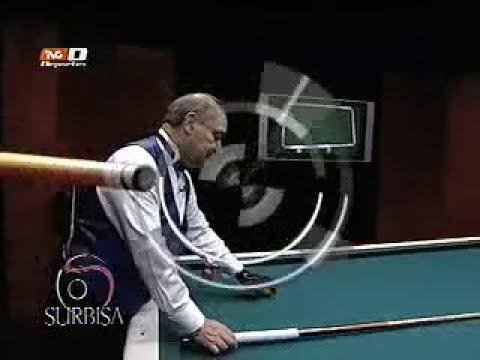 Billar Total - ¿Cómo dar efecto al golpear la bola de billar? (02-08-2011)