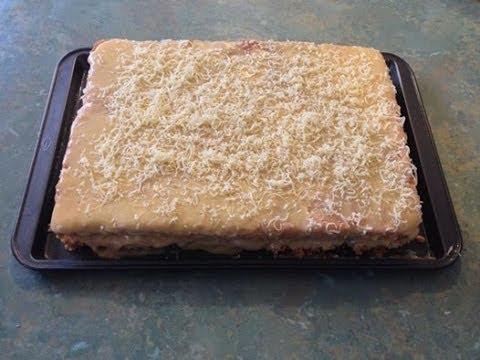 My Sweet Ambitions Custard Cake Recipe