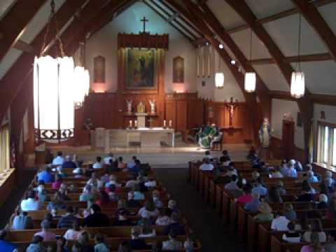 Resp Psalm: In Every Age, O Lord, You Have Been Our Refuge 11 AM Mass (choir) 090813AD