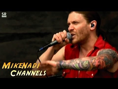 Shinedown - Bully (Live @ Rock Am Ring, 2012)