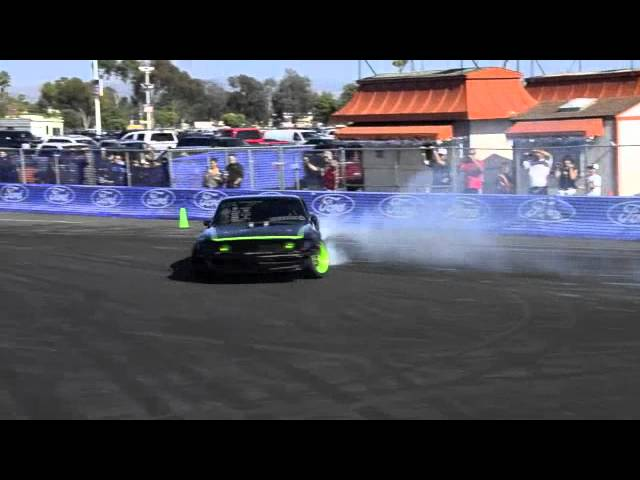 Team Need for Speed RTR-X at Orange County Barrett Jackson