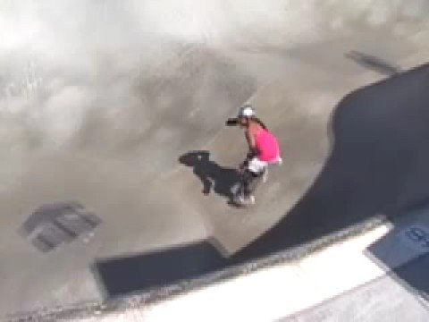 Etnies GvR 2008 Girls Bowl Contest Video