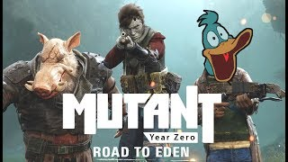 Mutant Year Zero - Quick Look