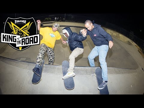 King of the Road Season 3: Three Dudes Skate with Handcuffs