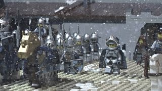 BOUND - The Epic Lego Movie   Official Full Feature