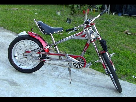 Schwinn Stingray Chopper Fatboy