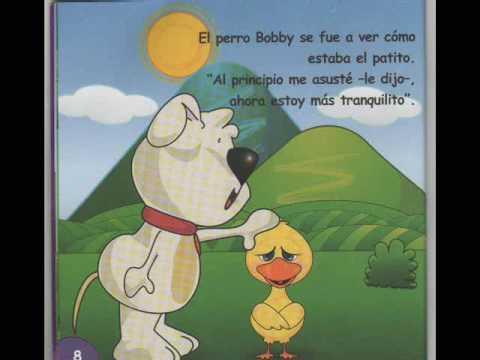 el perro bobby cuentito
