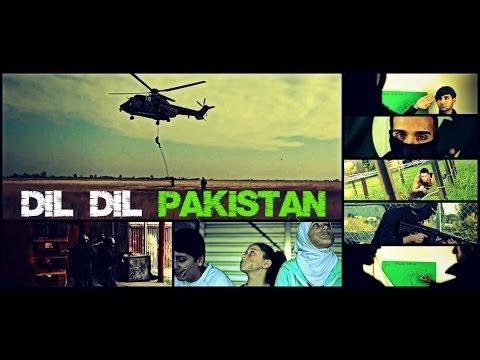 Sham Idrees & Karter Zaher - Dil Dil Pakistan video