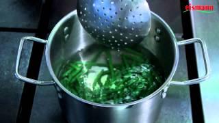 Grundzubereitungsart Blanchieren