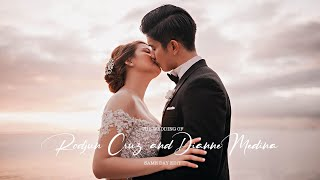 Rodjun Cruz and Dianne Medina | On Site Wedding Film by Nice Print Photography