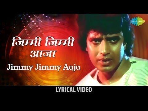 Jimmi Jimmi Aaja Aaja - Disco Dancer   Keyboard cover  Hitendra Mahida