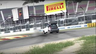 Forza 4 smart car drifting